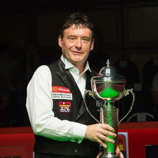 2018 UK Seniors Snooker Championship