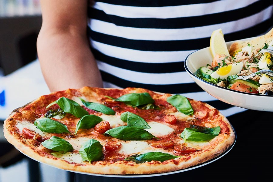 Pizza Express Hull Princes Quay Places To Eat Bonus