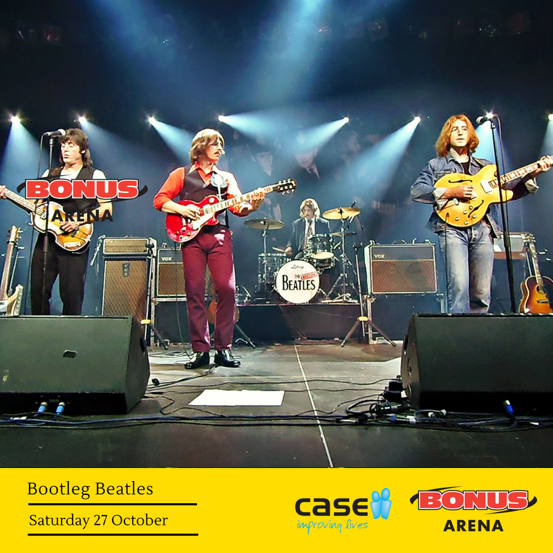 The Bootleg Beatles: Live at Bonus Arena, Hull
