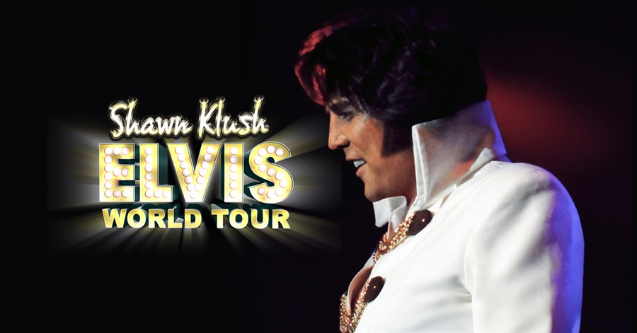 The Elvis World Tour - Starring Shawn Klush & Dean Z