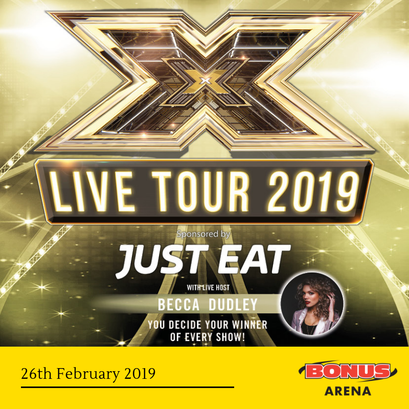 The X Factor Live Tour 2019
