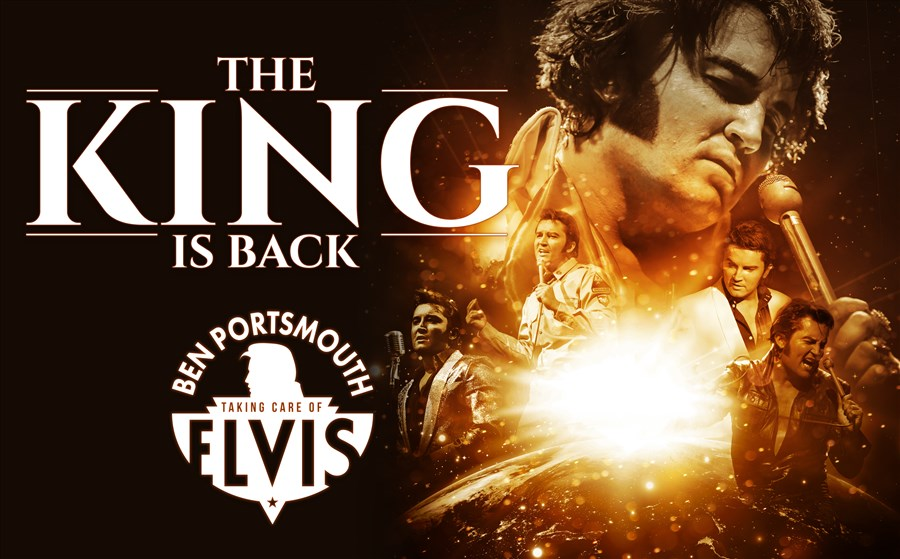 The King Is Back Featuring Ben Portsmouth