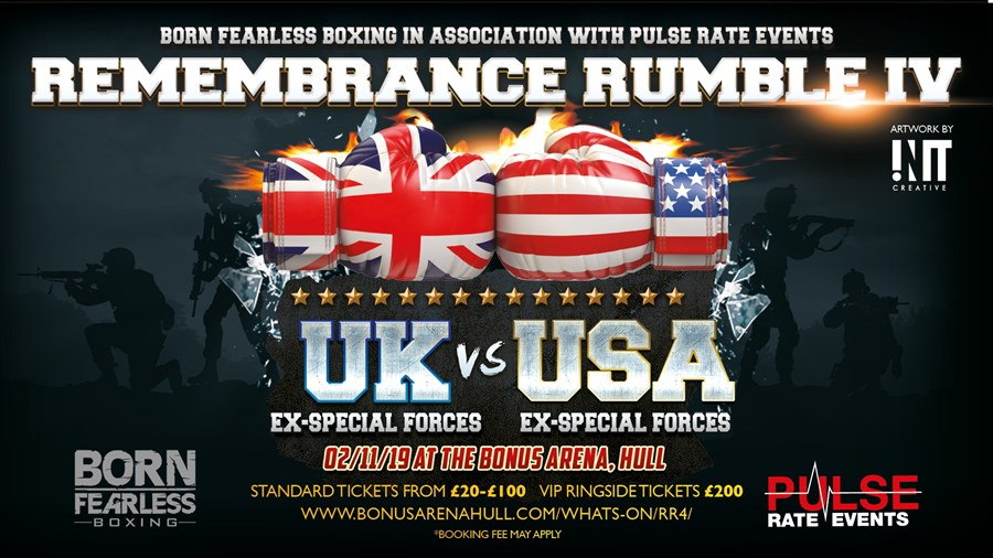 Remembrance Rumble 4