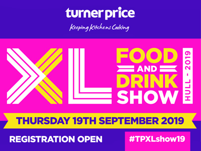 Turner Price's XL Food and Drink Show